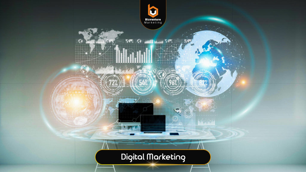 Digital Marketing, Bizventure Marketing