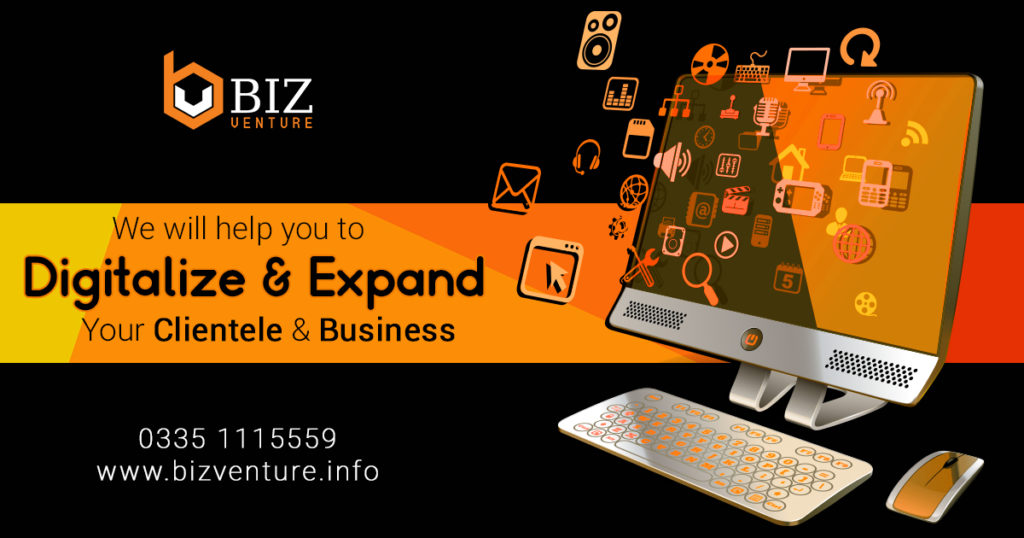 Bizventure Marketing Islamabad Pakistan