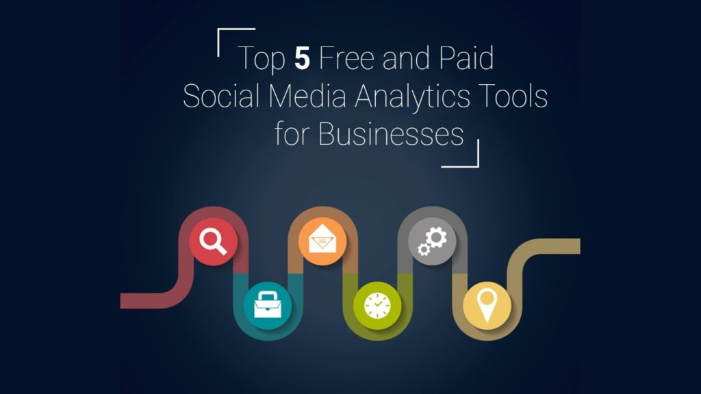 Top 5 Free and Paid Social Media Analytics